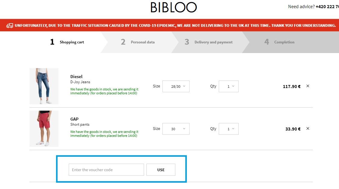 Comment utiliser un code promo Bibloo valide ?