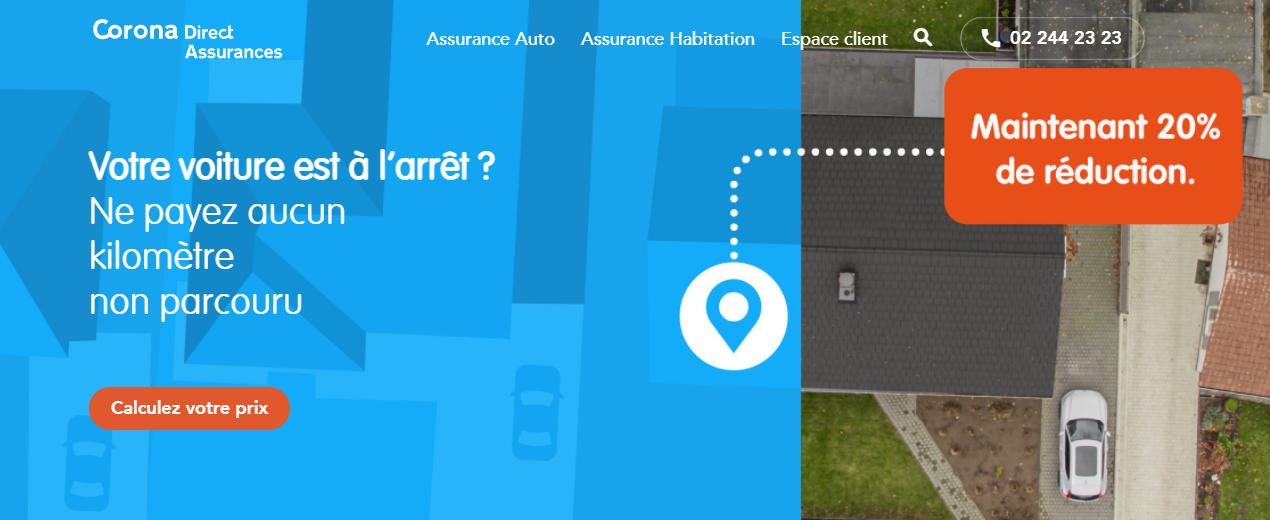 Comment souscrire une assurance chez Corona Direct ?