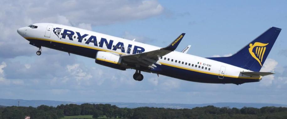Comment réserver chez Ryanair ?