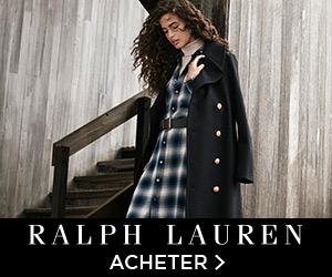 En Exclu Ralph Lauren