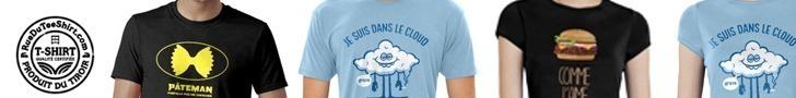 Rue Du Tee-Shirt
