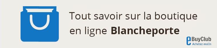 Tout savoir sur Blanche Porte !
