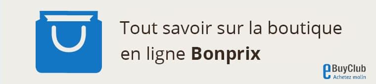 Tout savoir sur Bonprix !