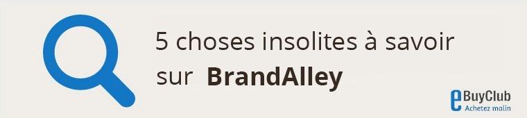 5 choses à connaître sur BrandAlley