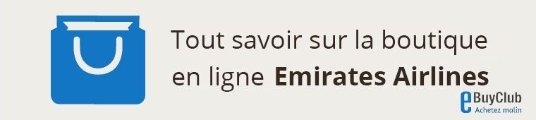 Tout savoir sur Emirates Airlines !