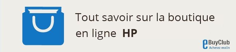 Tout savoir sur HP !