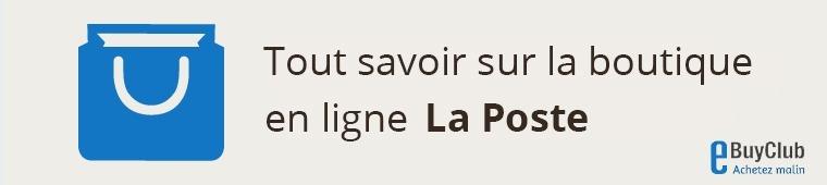 Tout savoir sur La Poste !