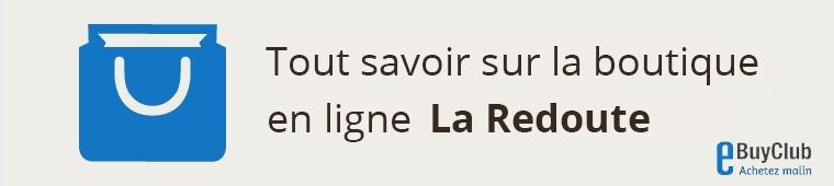 Tout savoir sur La Redoute !