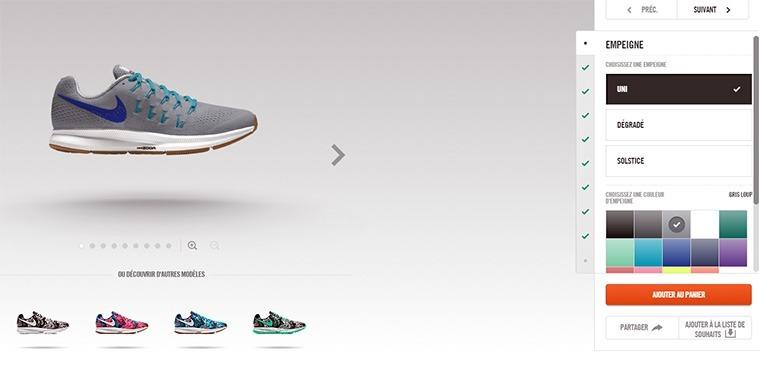 Personnalisez vos baskets Nike !