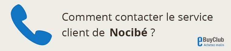 Comment contacter le service client Nocibé ?