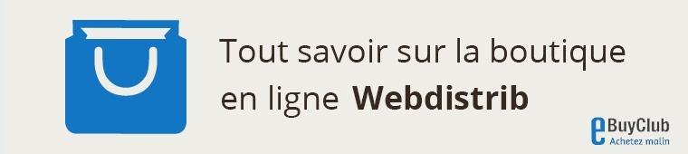 Tout savoir sur Webdistrib !