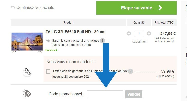 Bons coupons reductions webdistrib
