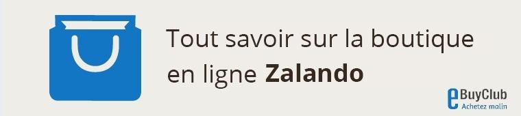 Tout savoir sur Zalando !