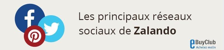 Quels réseaux sociaux pour Zalando ?