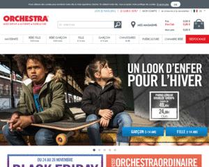 74c735b7504314 Code Promo Orchestra   Retour et échange gratuits en magasin Orchestra