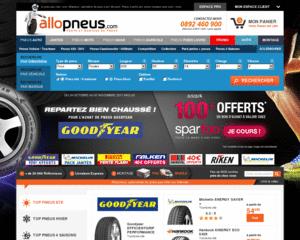 code promo allopneus et r duction allopneus ebuyclub. Black Bedroom Furniture Sets. Home Design Ideas