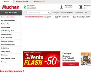 Carte Auchan Retrait.Avis Auchan 121 Avis Clients De Auchan