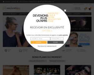 d187e58811 Code Promo Easy Lunettes   14€ de réduction + jusqu'à 3,5% en Cashback