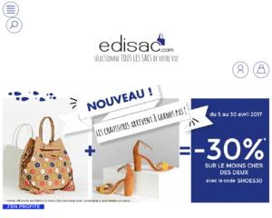 Code Promo Edisac | Bénéficiez de 10% de rabais sur la boutique ...