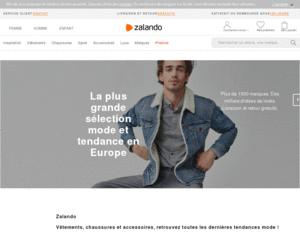 Avis Zalando - 5432 avis clients de Zalando b7a39a5a5f0
