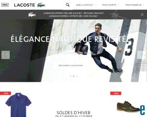 Code Lacoste50 Réduction4En Promo 0De Cashback srxhdCBtoQ