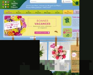 code promo le jardin des fleurs et r duction le jardin des fleurs ebuyclub. Black Bedroom Furniture Sets. Home Design Ideas