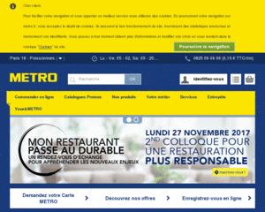 Code promo metro et r duction metro ebuyclub - Code promo vistaprint frais de port gratuit ...