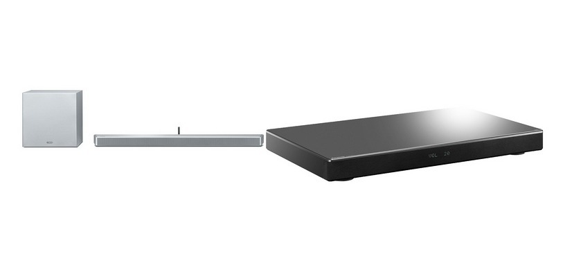 comparatif barre de son et plateaux sonore. Black Bedroom Furniture Sets. Home Design Ideas