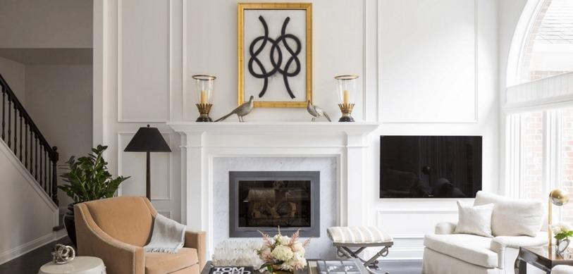 comment d corer sa chemin e. Black Bedroom Furniture Sets. Home Design Ideas