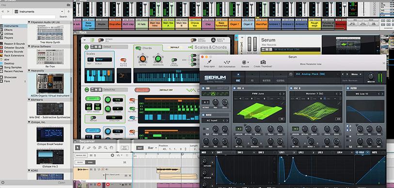 Comment choisir son logiciel pour cr er sa musique lectronique Comment choisir une table de mixage
