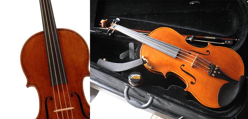 quels sont les diff rences entre un violon et un alto. Black Bedroom Furniture Sets. Home Design Ideas