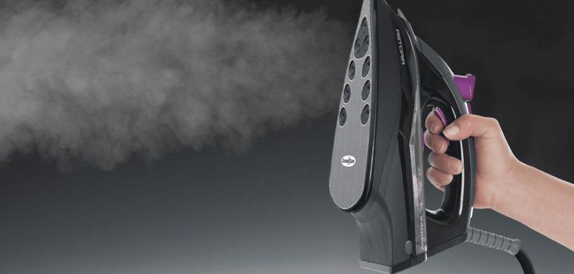 Comment nettoyer un fer repasser calor pro express turbo une centrale haute pression with - Nettoyer la semelle d un fer a vapeur ...